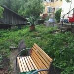 Der Garten  - Stand Juni 2015